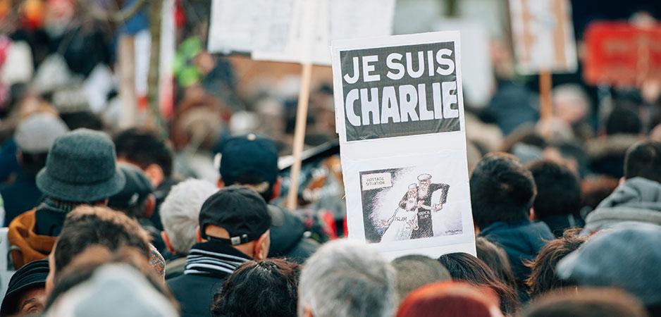Frankrijk's probleem met de vrijheid van meningsuiting