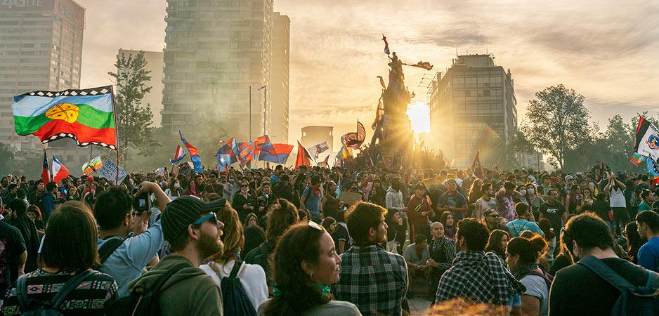 Een stemming die de regels van de Chileense democratie zou kunnen herdefiniëren