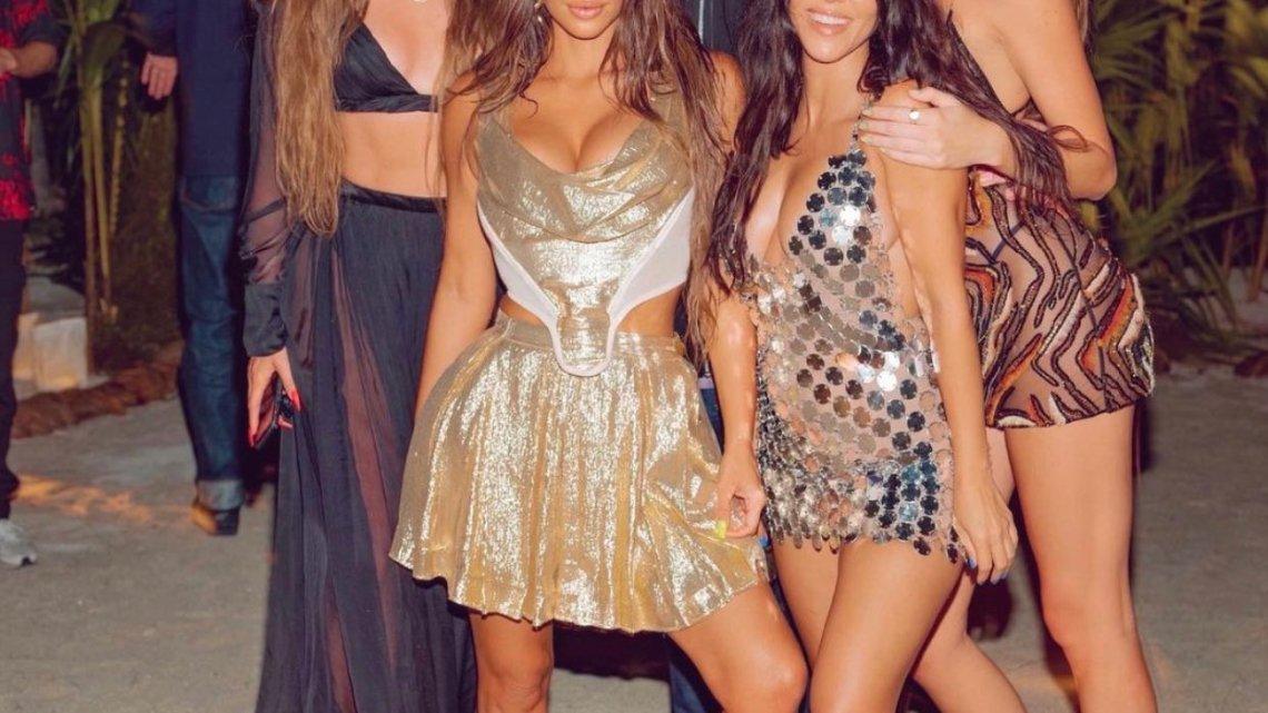 De performatieve quarantaine van Kim Kardashian