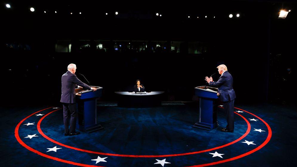 4 winnaars en 5 verliezers van het laatste Biden-Trump-debat