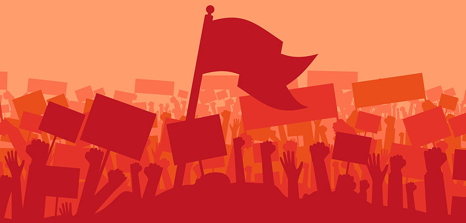 Als tegenwicht tegen autoritarisme neemt de macht van het volk toe