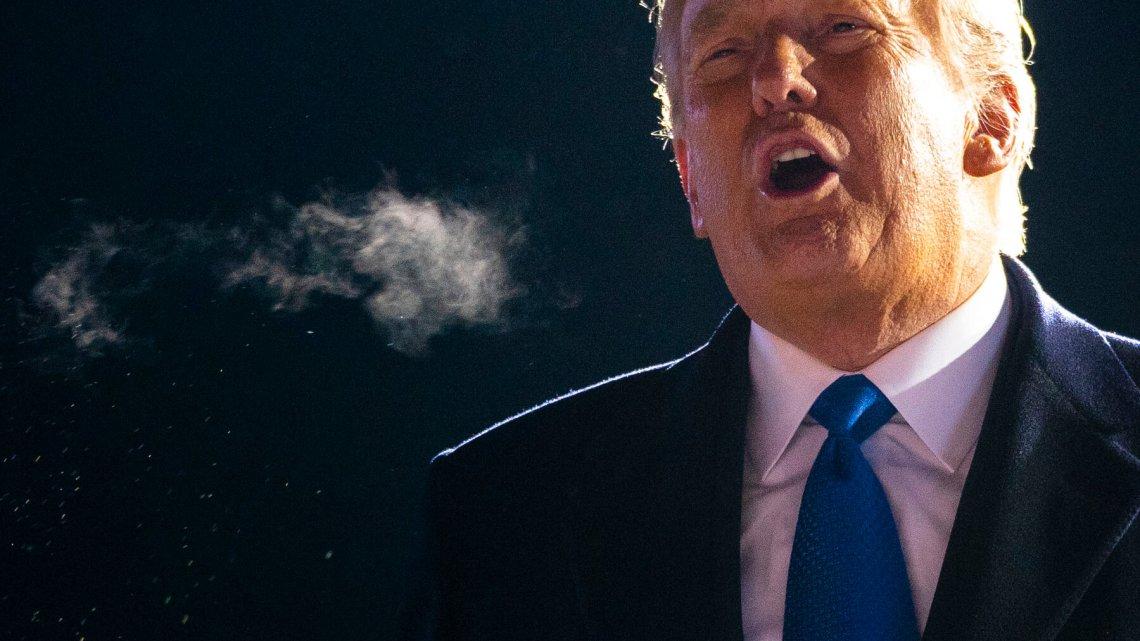 Rapport: Trump is doodsbang om naar de gevangenis te gaan na het mogelijk verliezen van de verkiezingen