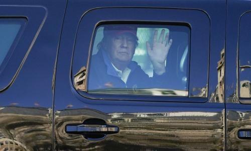 VS Duizenden aanhangers van Trump protesteren tegen vermeende verkiezingsfraude