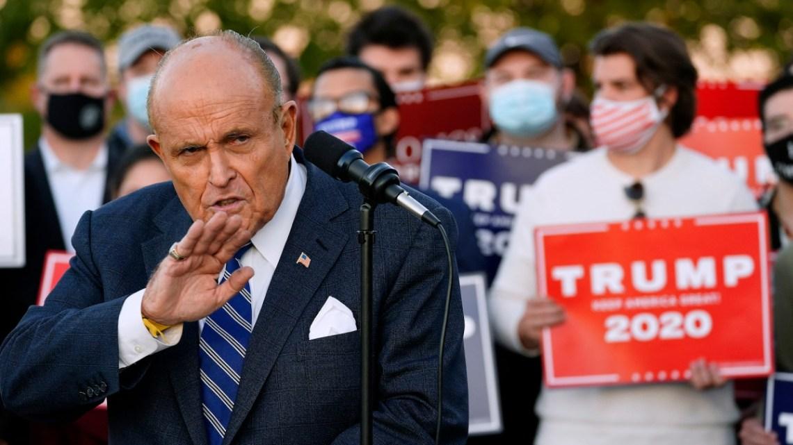 Als Trump probeert zijn weg naar verkiezingsoverwinning te vervolgen, dan is dit wat er gebeurt
