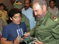 Maradona, voetbal diamant, probleem Superstar maar vooral een politiek activist