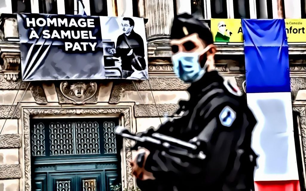 Franse nieuwsfotograaf gelyncht in Reims door moslimjongeren