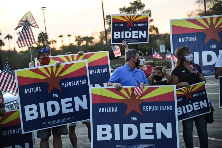 Arizona, laboratorium en tegengif voor Trumpisme