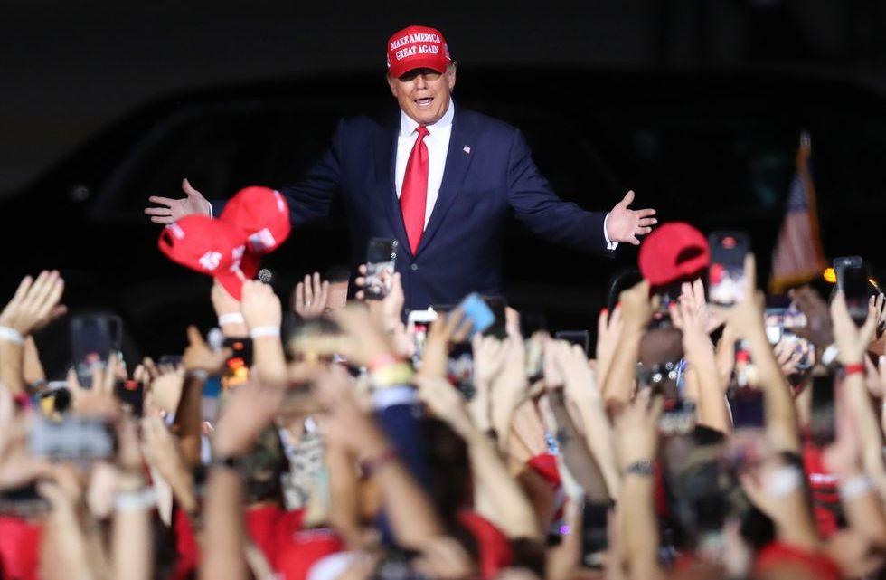 Trump's 'Fire Fauci'-reactie was niet precies de verstandige zet. Maar wat had je verwacht?