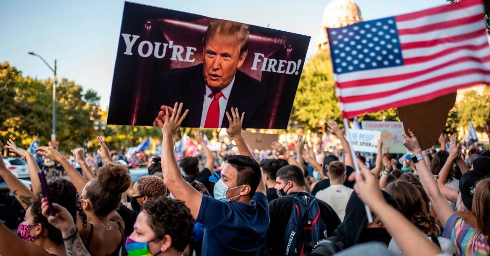 Activistische groepen zeggen dat het nog geen tijd is om tegen een staatsgreep van Trump te marcheren