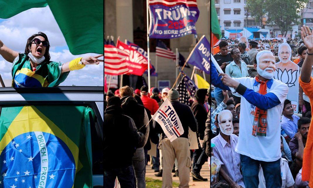 Trump de fascistische kunstenaar: hoe de MAGA-menigte wordt gemotiveerd door esthetiek, niet door ideeën