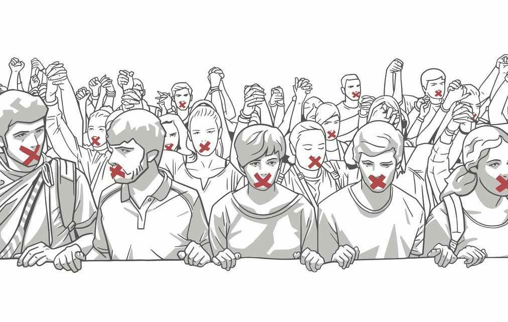 De intolerante samenleving