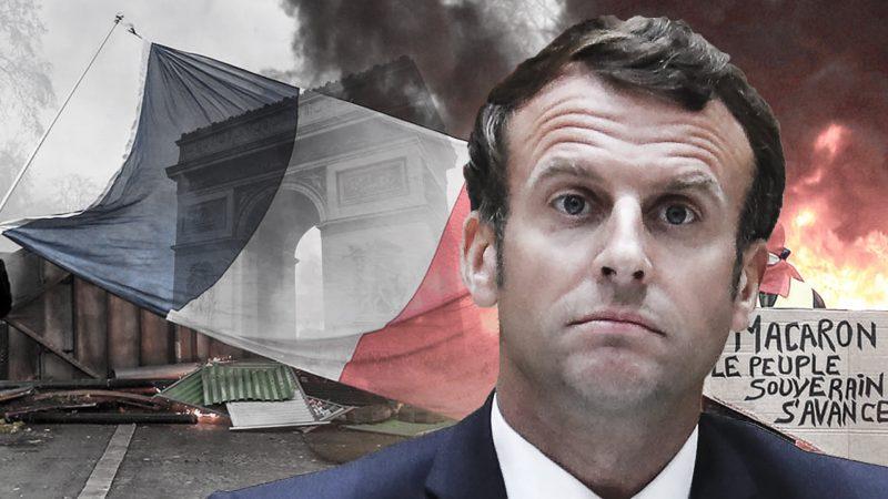 Twintig Franse oud-generaals schermen met staatsgreep en willen Macron kwijt in schokkende open brief