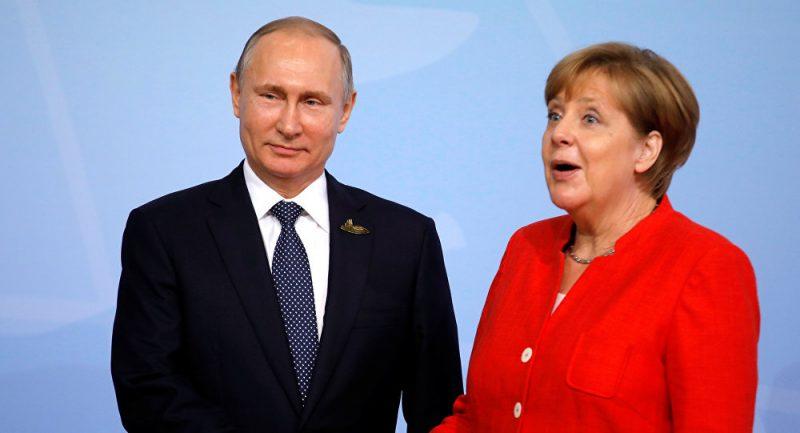 Een meer soeverein Duitsland dichter bij Rusland en China zou de druppel kunnen zijn die de Amerikaanse hegemonie de rug toekeert