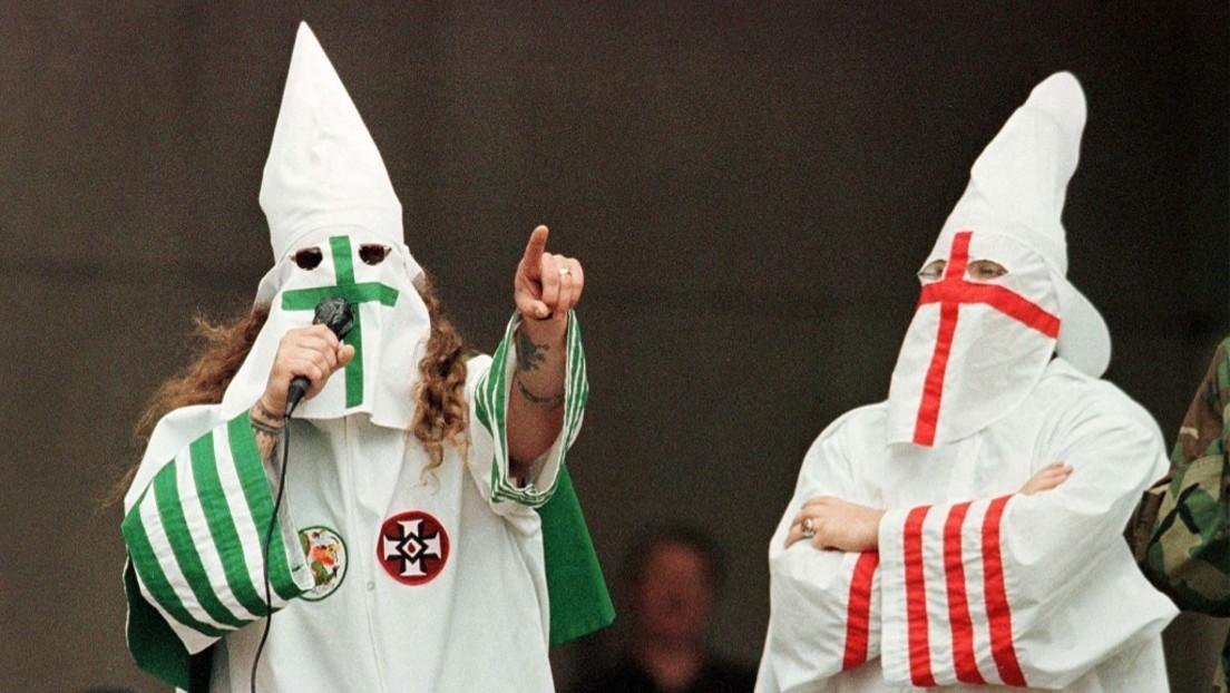 De Israëlische Antifa-groep hackt de website van Ku Klux Klan