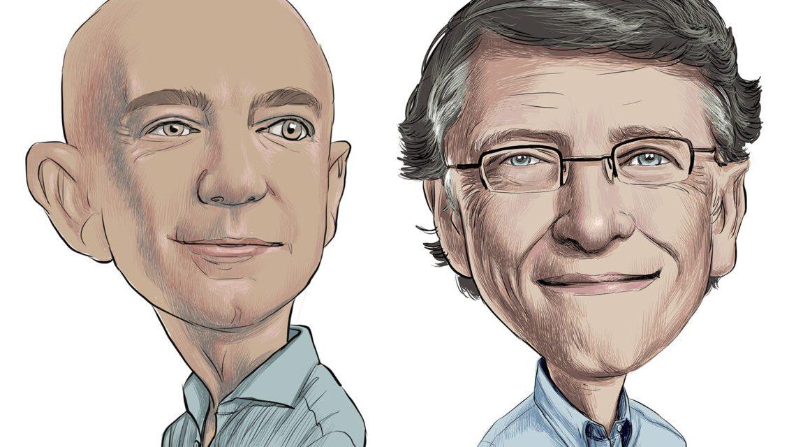 The Eternal Crisis – Bezos, Gates en hun macht over de media