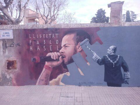 Van onbekende rapper tot Spaans symbool van de vrije meningsuiting