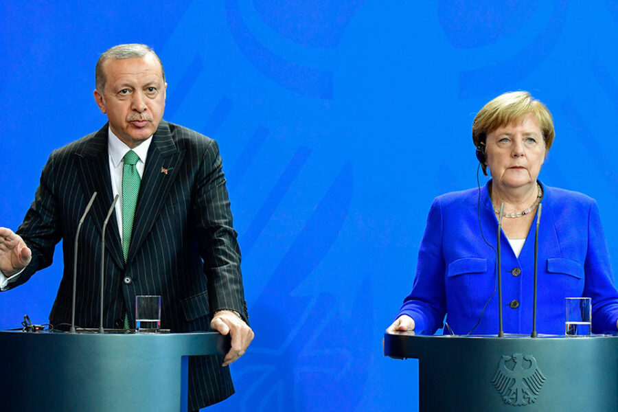 Erdogan heeft schijt aan vrouwenrechten
