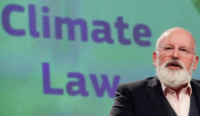 Europese klimaatwet met onbeperkte macht zonder wettelijke beperkingen