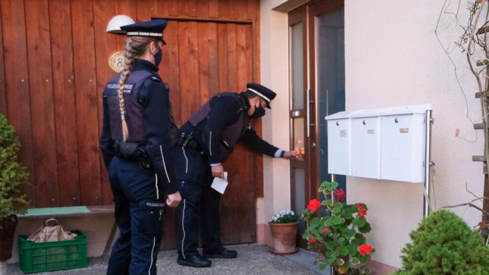 Onschendbaarheid van het huis: Duitse federale overheid schorst een ander fundamenteel recht