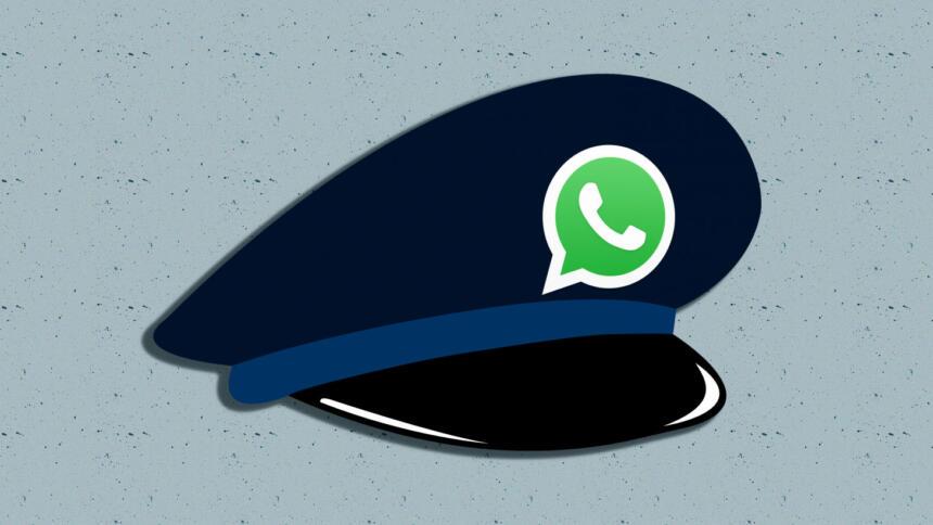 Zonder een staat Trojan:  Politie en geheime diensten in Duitsland kunnen WhatsApp lezen volgt de rest in de EU ook?