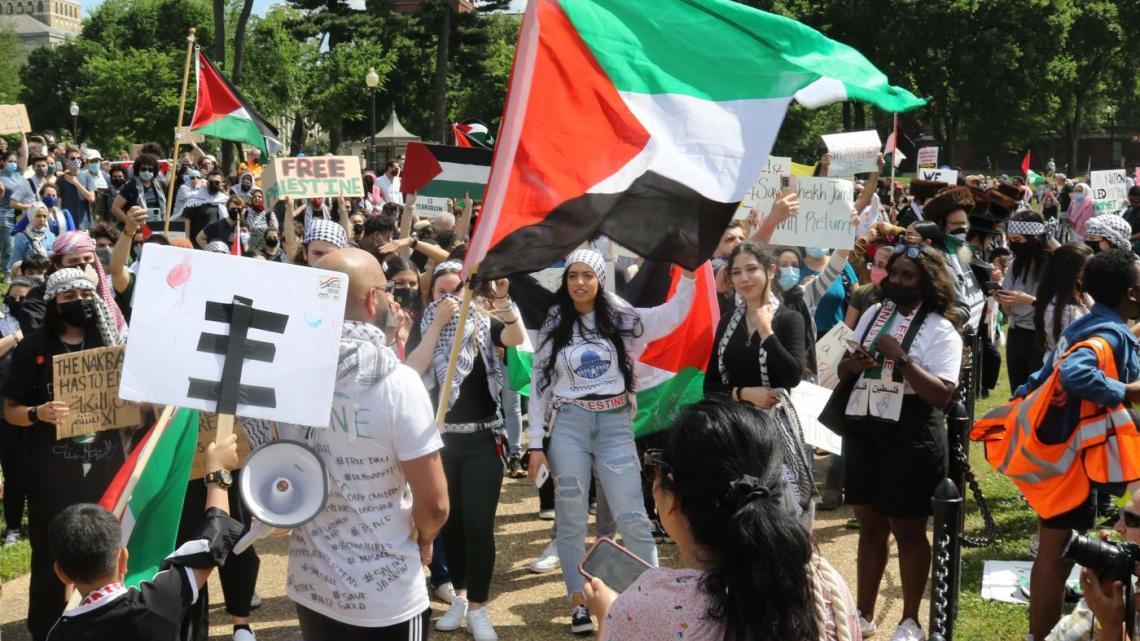 EU-machten steunen de oorlog van Israël tegen Gaza en verbieden anti-oorlogsprotesten