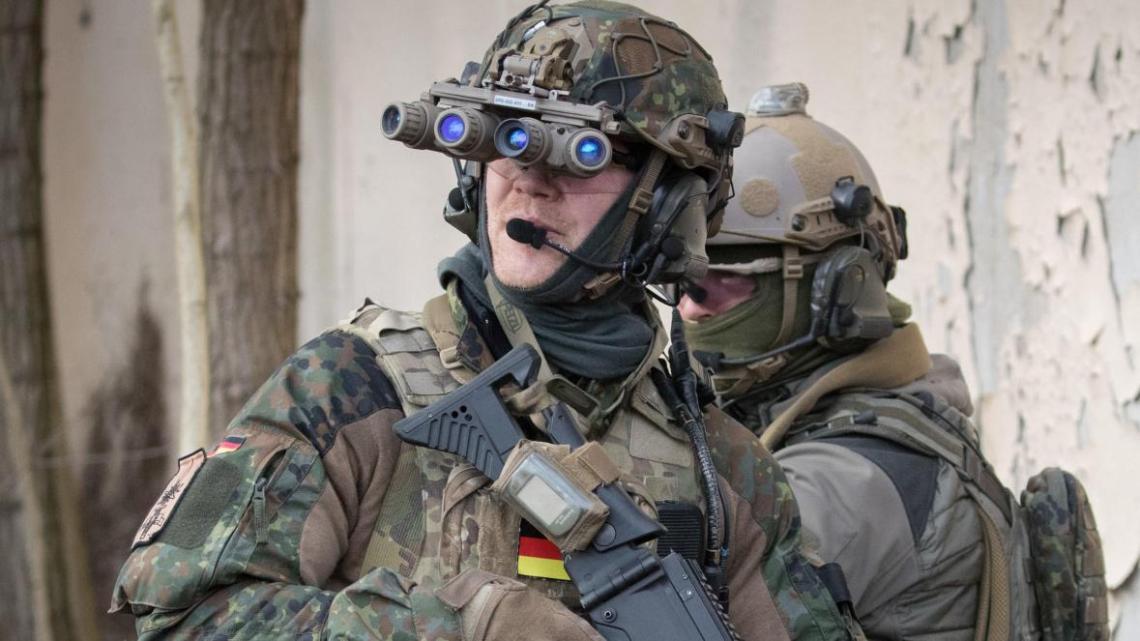 Commando speciale troepen: Ministerie van Defensie beschermt fascistische netwerken in de Bundeswehr