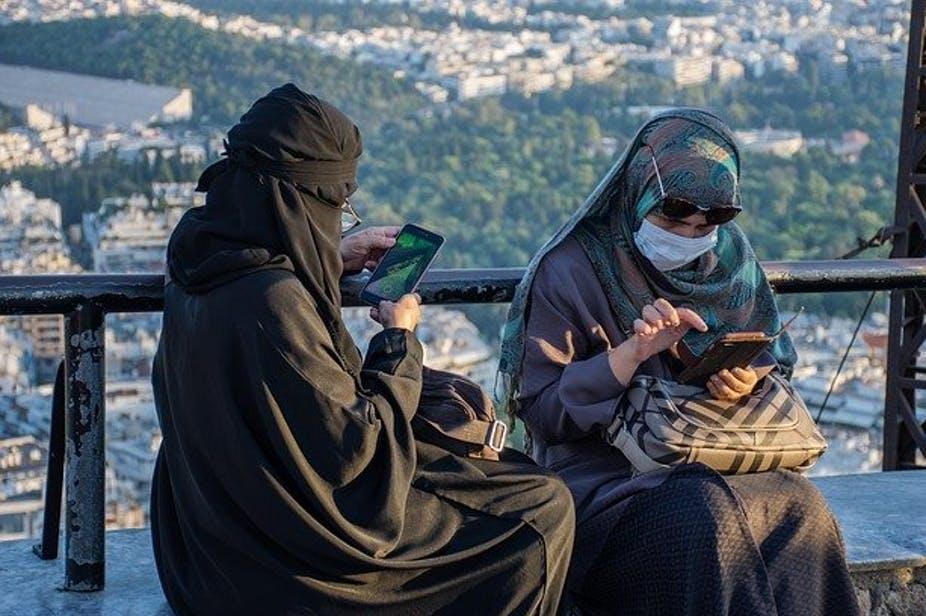 moslimvrouwen