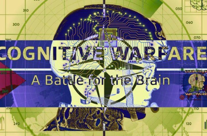 cognitieve oorlogsvoering