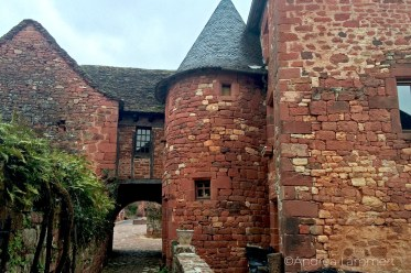 Collonges-la-Rouge, Correze, Frankreich, Tipps Collonges-la-Rouge