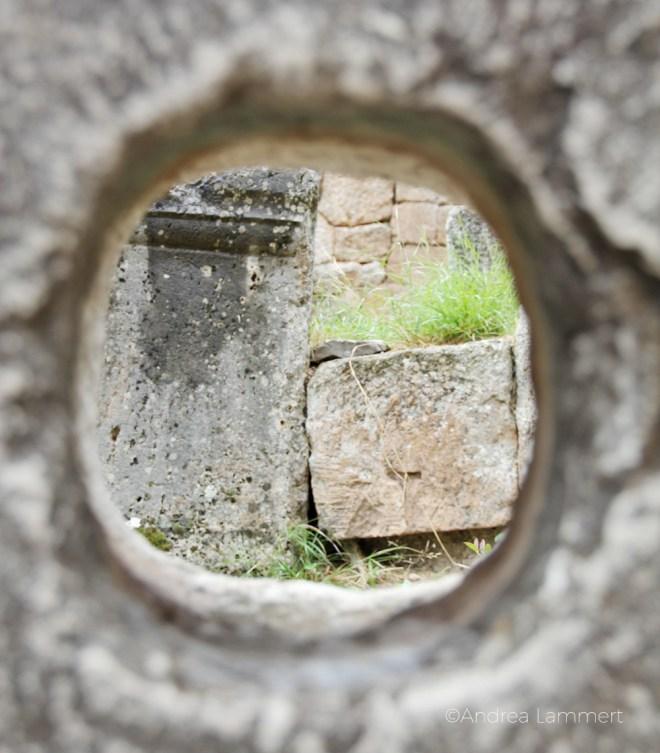 Magisches Delphi. Tempel