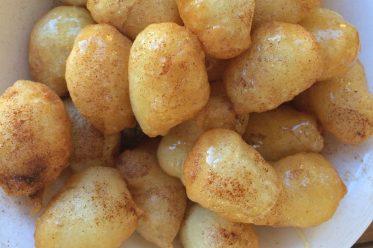 Loukoumades, Rezept, griechisch kochen