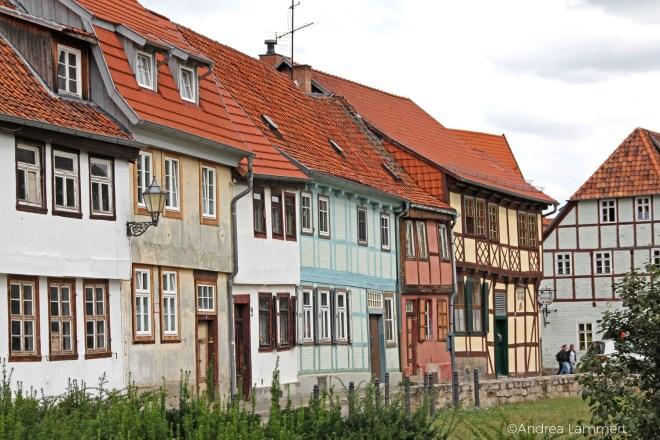Quedlinburg, Harz, Tipps für Quedlinburg, Fachwerk