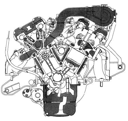 Mitsubishi 6G72 engine factory workshop and repair manual download