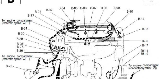 Mitsubishi 6G72 engine factory workshop and repair manual