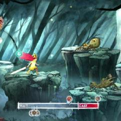 Child of Light RPG