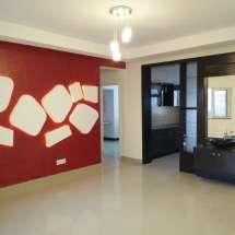 #installation #led #walltreatment #wall art #living room design