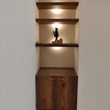 display unit, crockery display