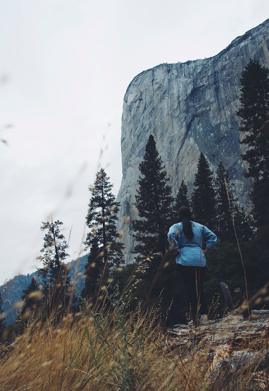 Babe and El Cap