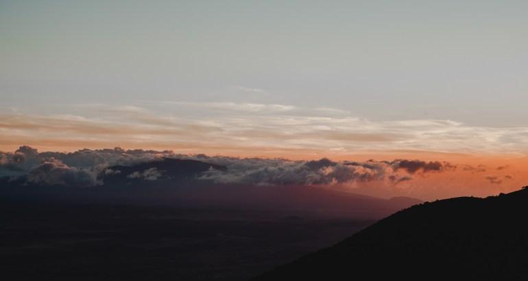 Mauna Kea Sunset-2