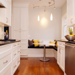 Pictures Of Kitchen Designs Orange Rugs A Hundred Year Old House Gets New Galley Kitchen. The ...