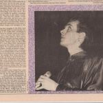 Peter Murphy B Side Magazine August 1988 Part 4