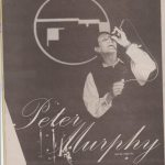 Peter Murphy Fix Magazine 1998 Part 1
