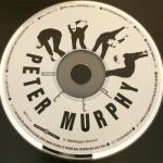 Peter Murphy Deep US CD Pop-Up 1989 10 Tracks CD