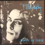 Peter Murphy You're So Close US CD 1992 Front Cover