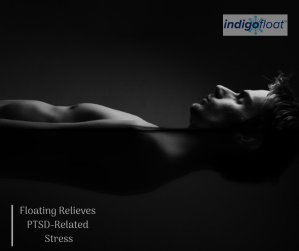 floating for ptsd related symptoms