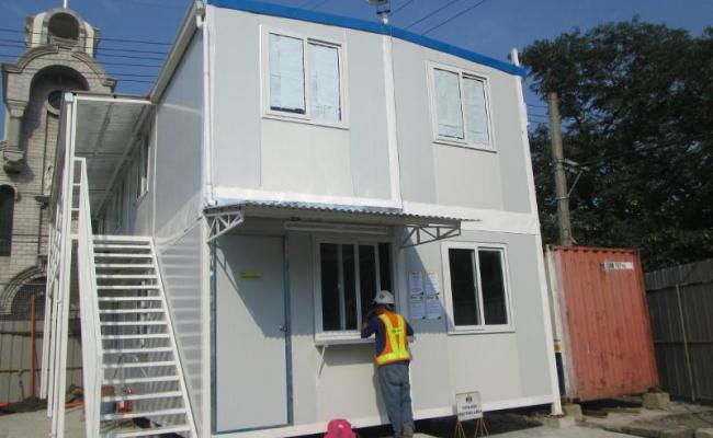 Container Van House In The Philippines Joy Studio Design
