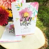 Live in Full Bloom September