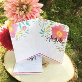 Live in Full Bloom Planner Page