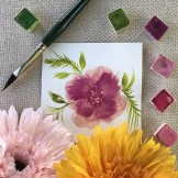 Soft Blooming Paints