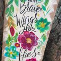 Brave Wings Painting